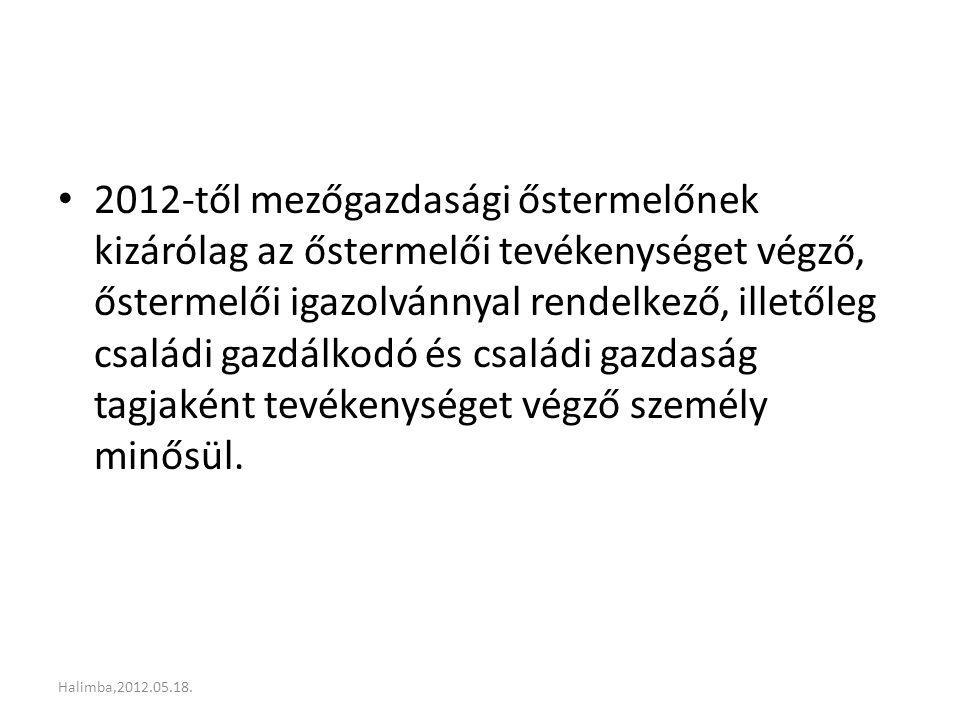 Erdei haszonvétel 2009.évi XXXVII.