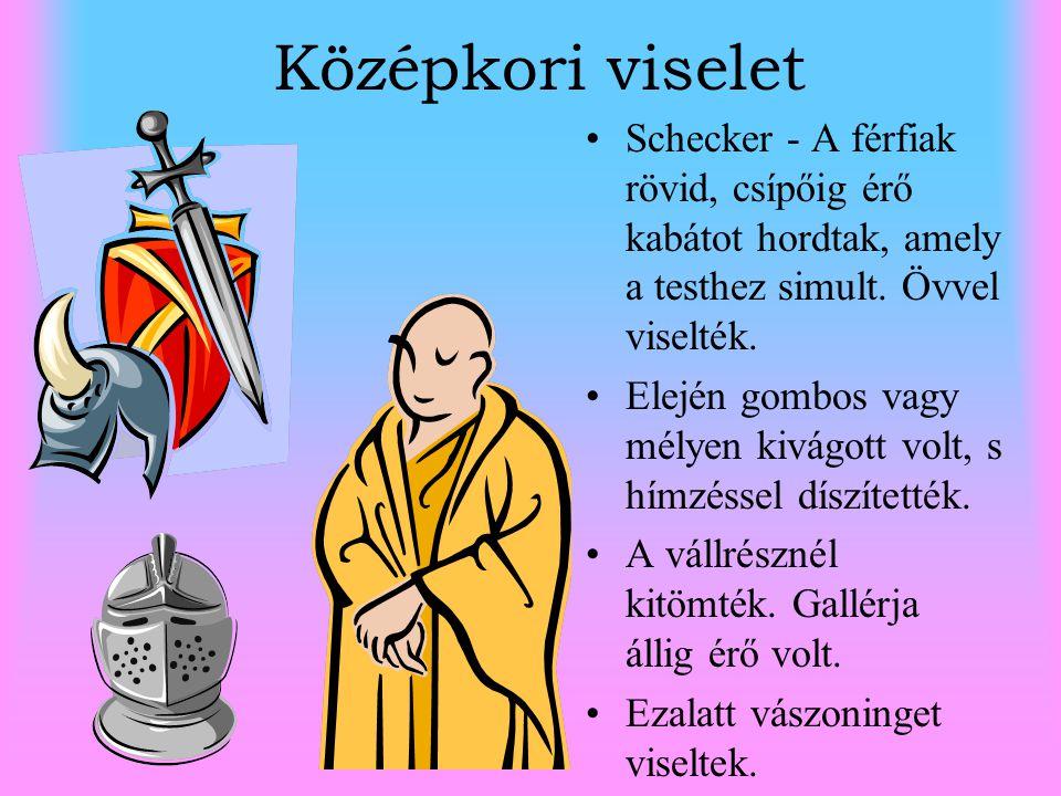 Kastélyok Az előkelők lakhelyei a középkor végén és a reneszánsz kezdetén szokás szerint meg voltak erősítve.