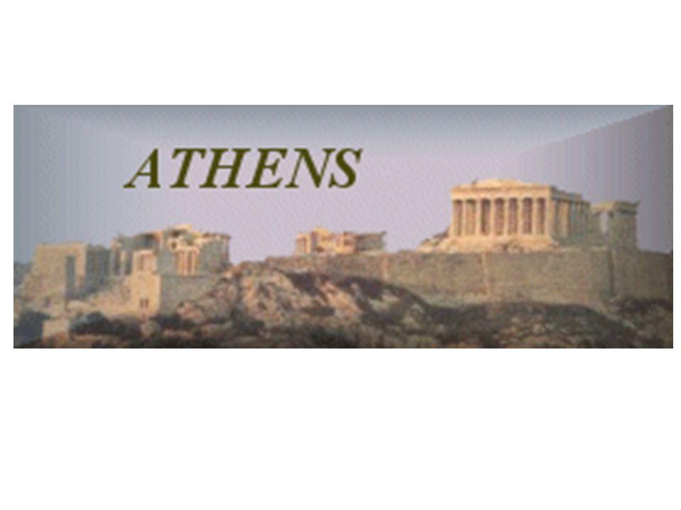 A Déloszi Szövetség Athén köré tömörülve Kr.e.