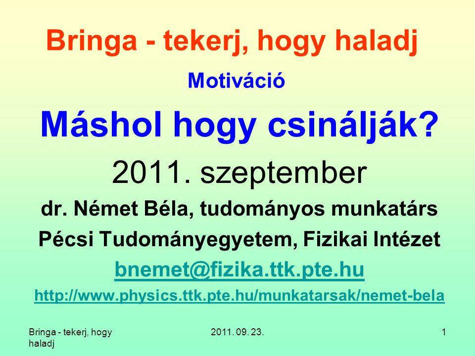 Bringa - tekerj, hogy haladj 2011. 09. 23.22 Amszterdam, kikötő