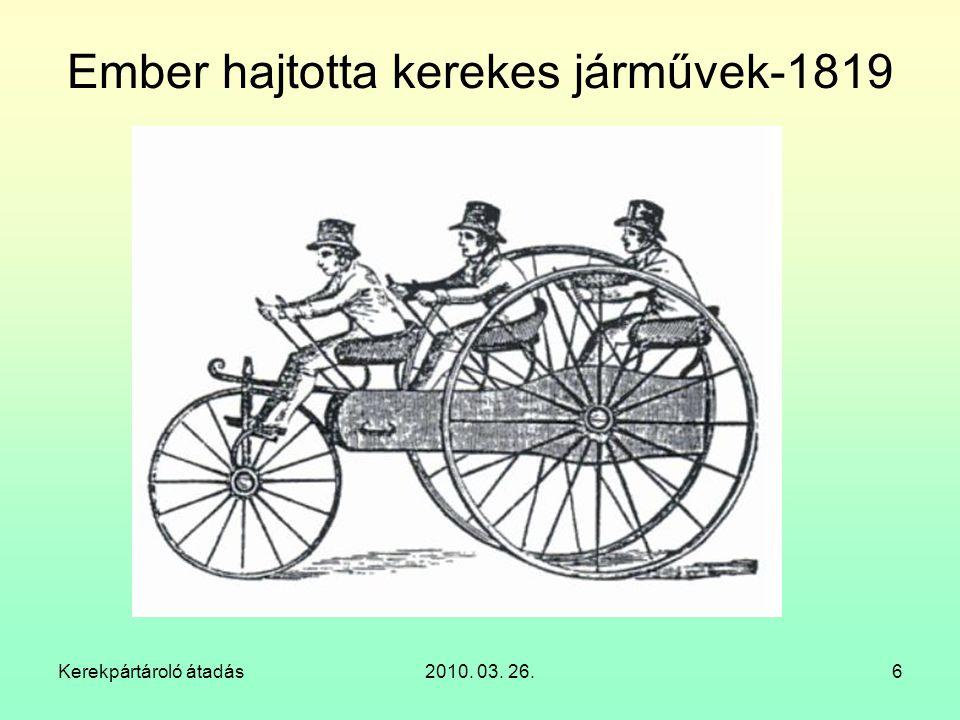 Kerekpártároló átadás2010. 03. 26.6 Ember hajtotta kerekes járművek-1819