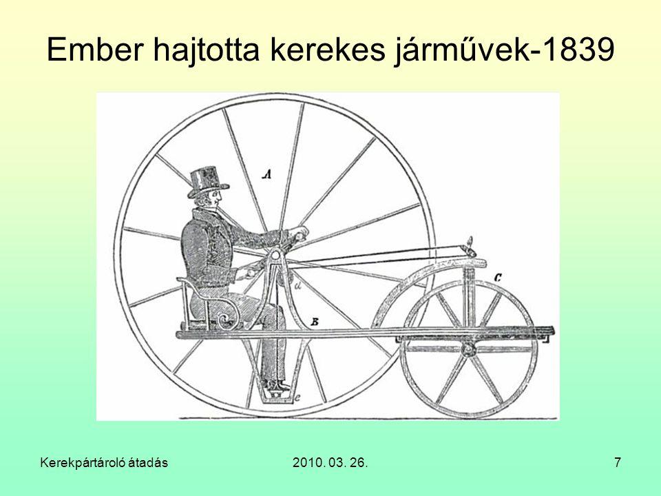 Kerekpártároló átadás2010. 03. 26.7 Ember hajtotta kerekes járművek-1839