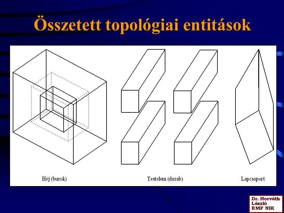 Összetett topológiai entitások