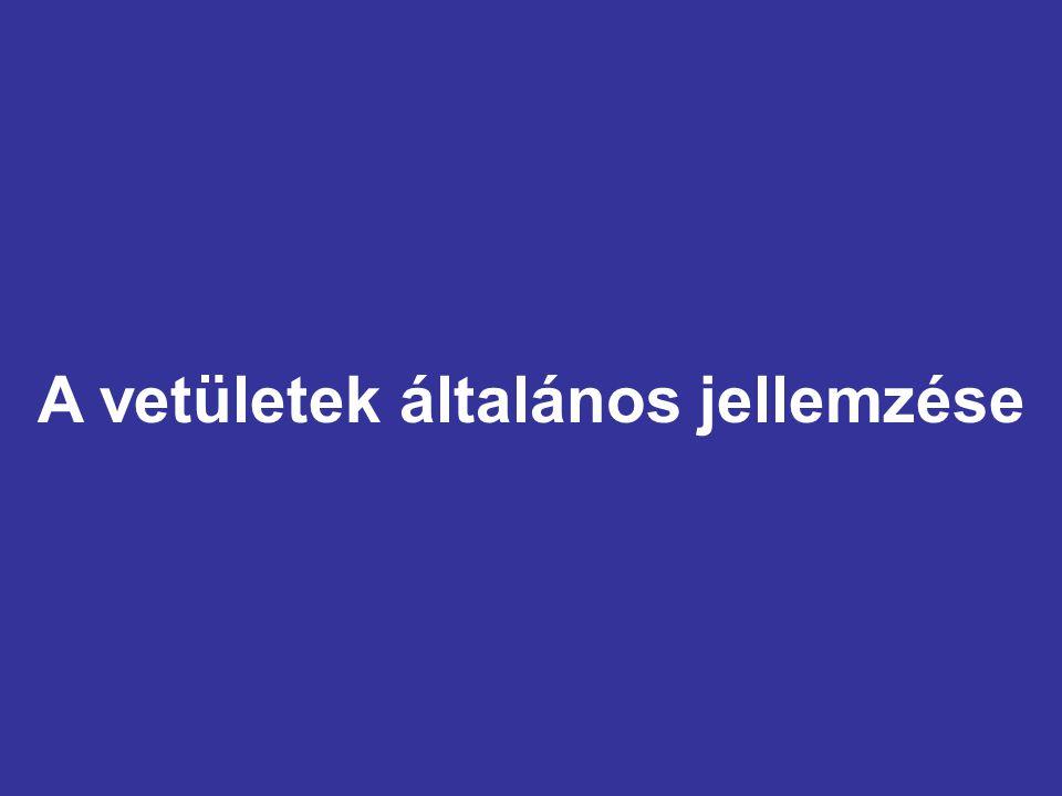 Szelvénysorozat II.