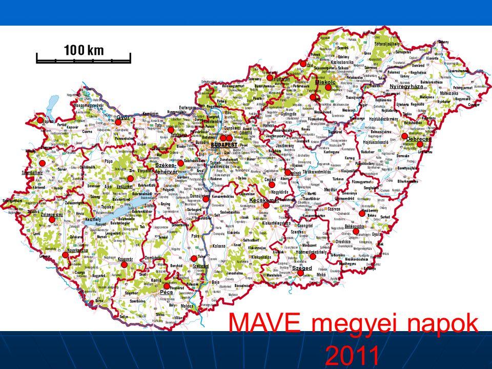 MAVE megyei napok 2011