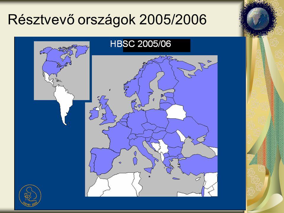 Rizikómagatartások 2006