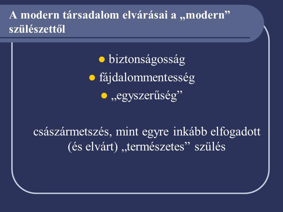 Látens fázis Definíció Cervix dilatatio <4 cm Rendszereződő, majd rendszeres contractiók Élettani: Primiparák esetében Átlagosan: 6-8 óra.