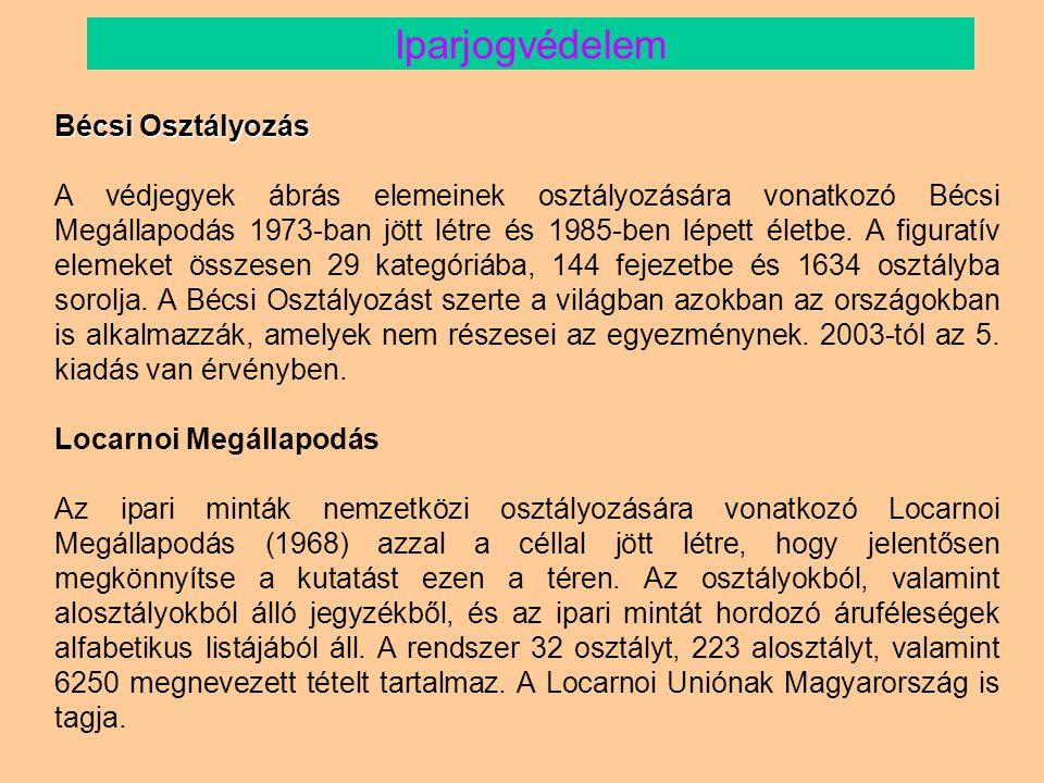 1.osztályÉlelmiszerek 2. osztályRuházati cikkek és rövidáruk 3.