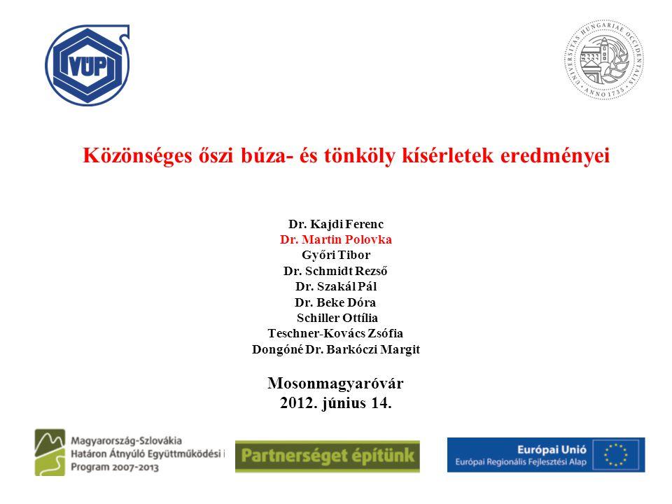 Csapadékadatok (Mosonmagyaróvár, 2005-2012.) Csapadék (mm) HónapÉvek 2005.2006.2007.2008.2009.2010.2011.2012.