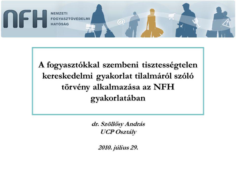 12 Köszönöm a figyelmet! a.szollosy@nfh.hu