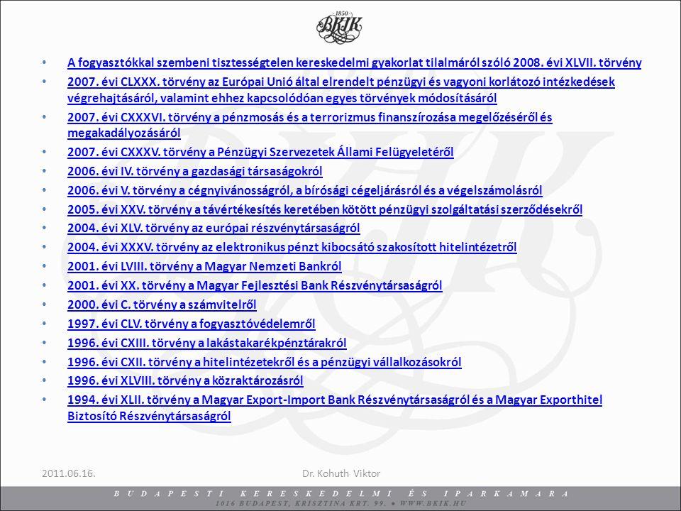 Konkrétumok az egyes jogszabályokból Biztonságos termék forgalmazása Vállakozások tájékoztatási kötelezettsége Panaszkezelés Dr.