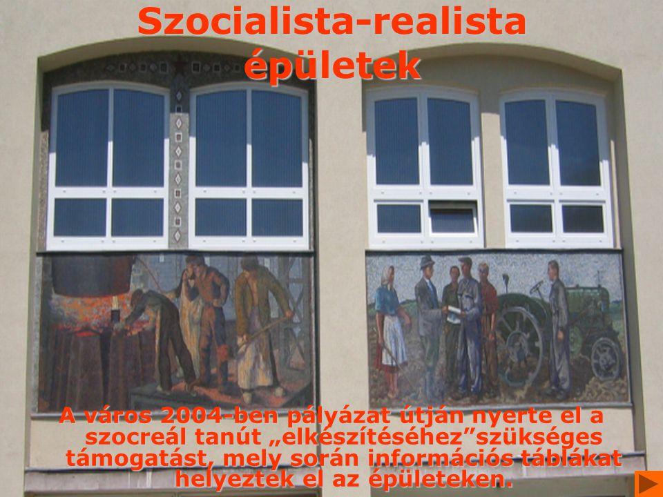 Vasvári Pál Általános Iskola Épült 1950-1953, tervező Zilahy István