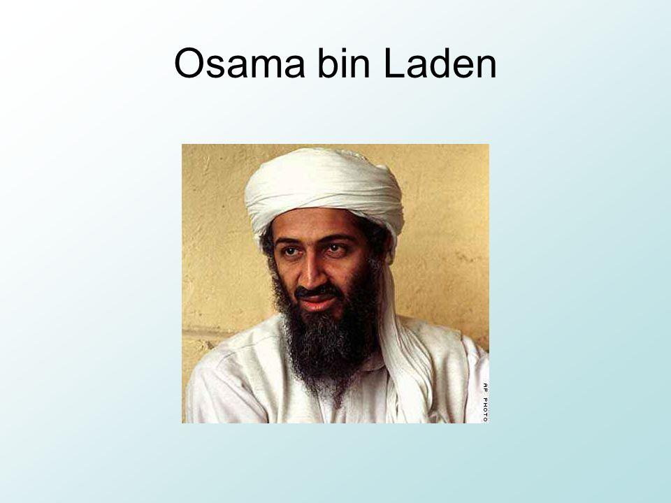 Az al-Kaida Jelenlegi vezető: Ajman al-Zawahiri Bin Laden helyettese Egyiptomi származású Orvos végzettségű Jelenleg a világ legkeresettebb terroristája, 25 millió dolláros vérdíj