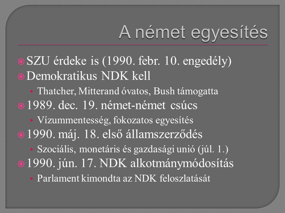  SZU érdeke is (1990. febr. 10.