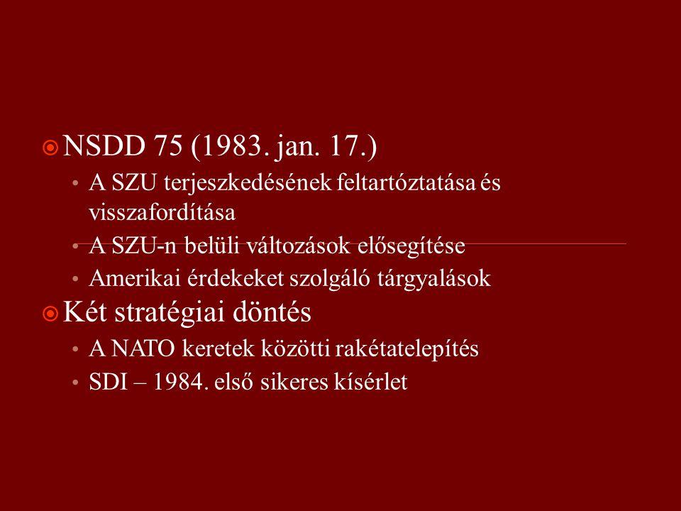  NSDD 75 (1983. jan.