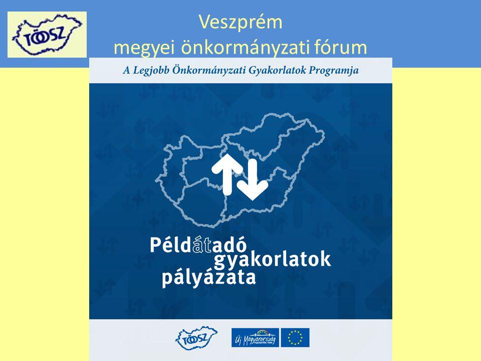 Veszprém megyei önkormányzati fórum