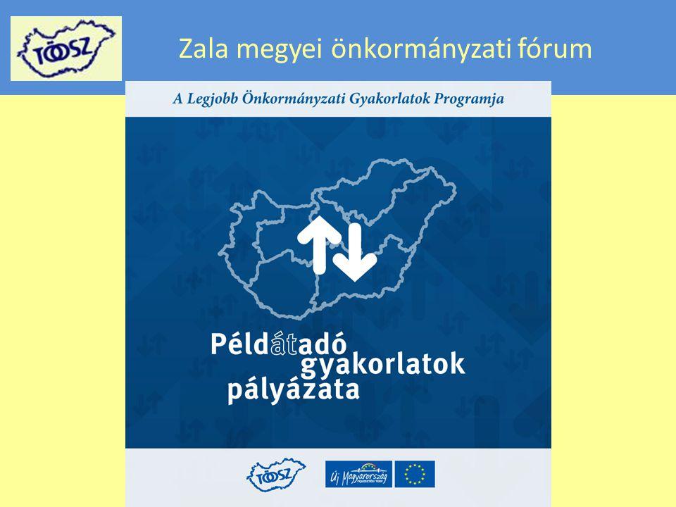 Zala megyei önkormányzati fórum