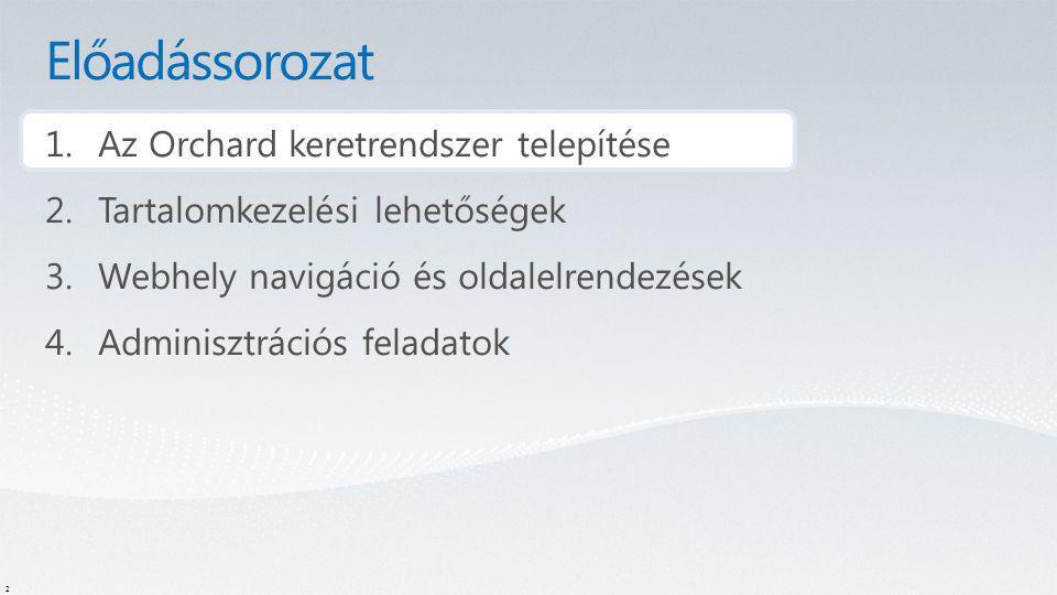 3 Ingyenesen letölthető: http://webmatrix.devportal.hu Megvásárolható nyomtatásban: http://joskiado.hu/termek/ honlapepites_a_xxi_szazadban.html