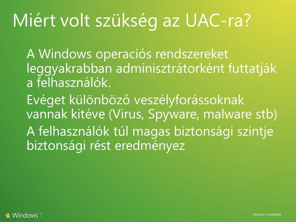Microsoft Confidential