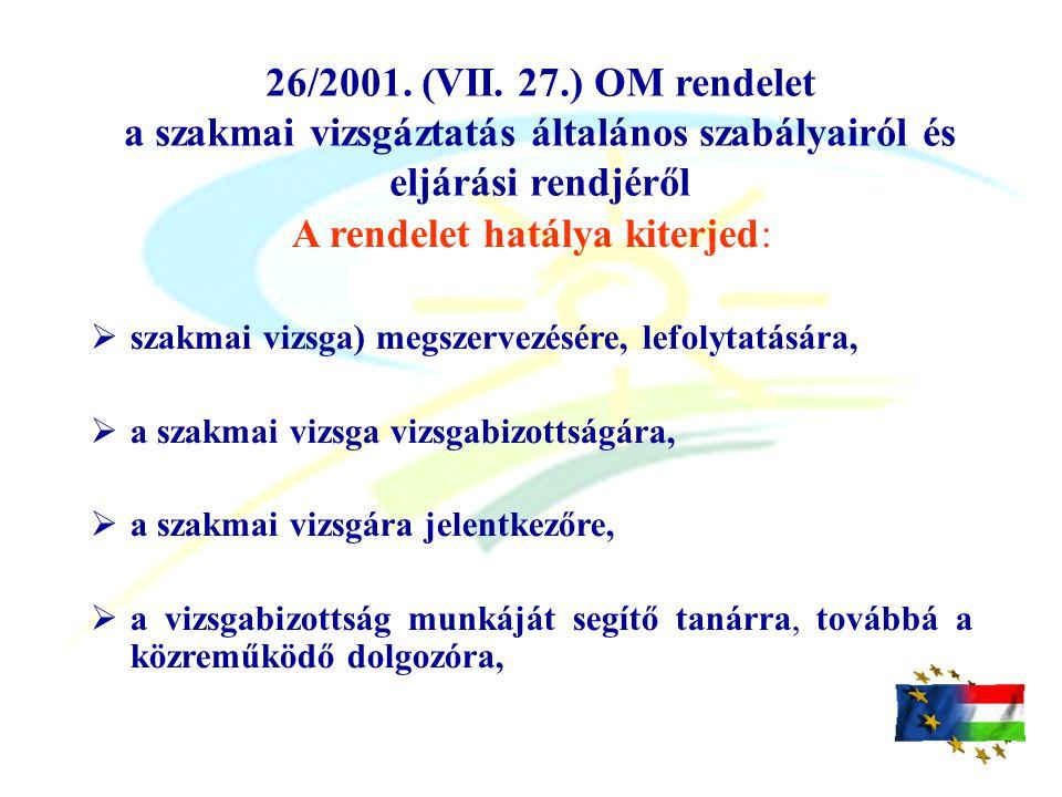 26/2001. (VII.