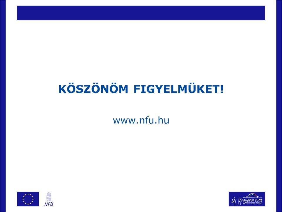 KÖSZÖNÖM FIGYELMÜKET! www.nfu.hu