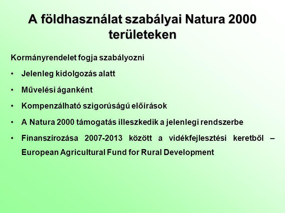 Honlap címek: http://kvvm.hu http://www.natura.2000.hu http://birdlife.org http://ceeweb.org http://eu.int http://europarl.eu.int http://iucn.org http://natura2000benefits.org http://rspb.org.uk http://www.nakp.hu http://termeszetvedelem.hu Aktuális jogszabályok jegyzéke, stb.