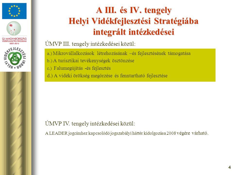 4 A III. és IV.