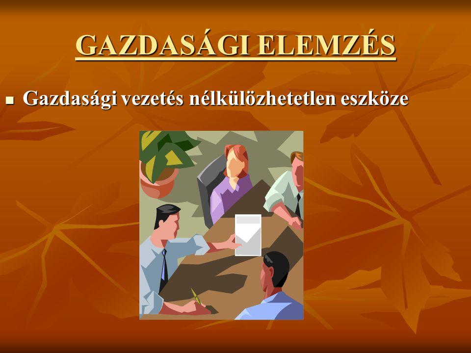 Módszer, mellyel: a tájékozottság biztosítható a tájékozottság biztosítható a vállalkozási tevékenység megismerhető, bírálható és fejleszthető a vállalkozási tevékenység megismerhető, bírálható és fejleszthető