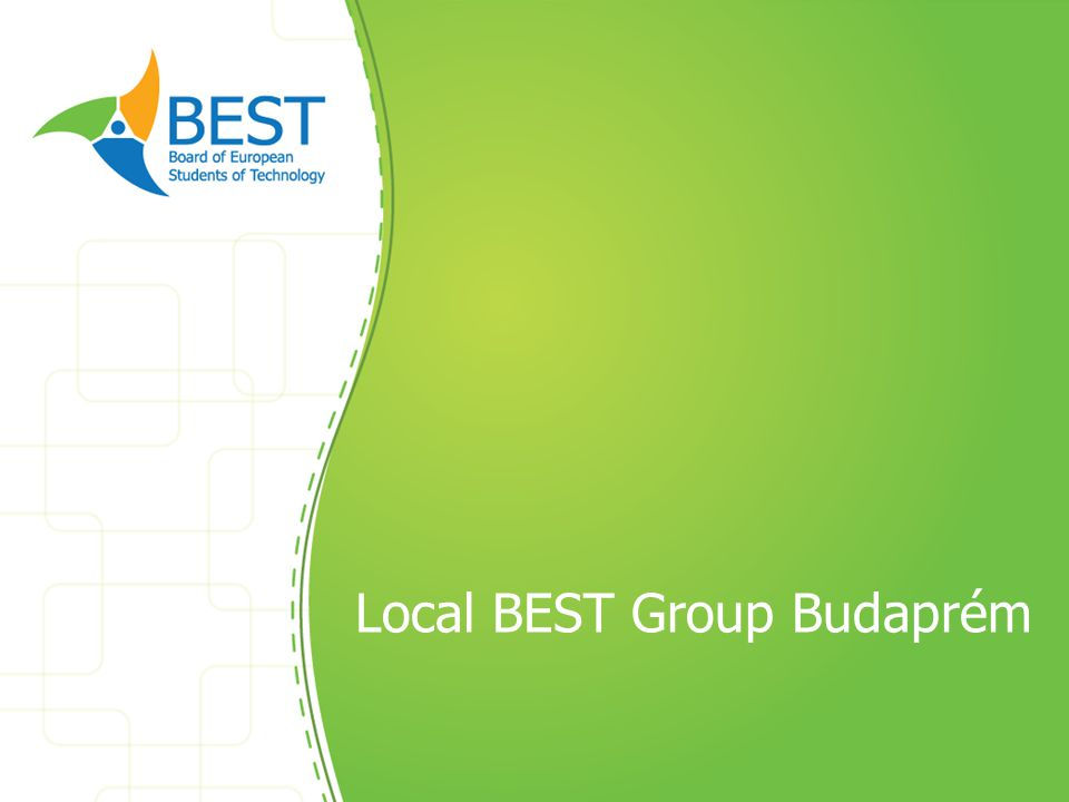 Local BEST Group Budaprém