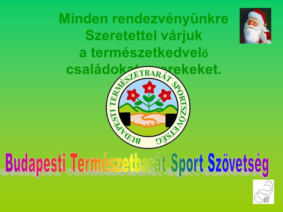 A Természetvédelmi és Természetismereti Bizottság és a VII.Kerület Erzsébetváros Természetbarát Sportszövetség rendezésében ajánlott nyílt túra Útvona