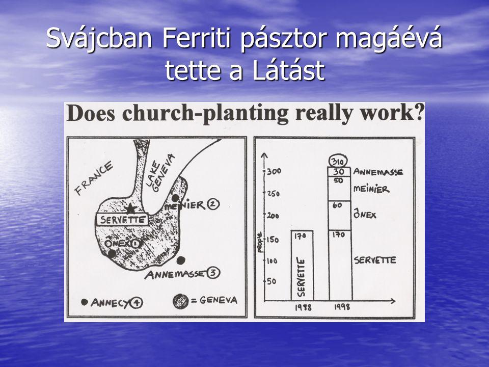 Svájcban Ferriti pásztor magáévá tette a Látást