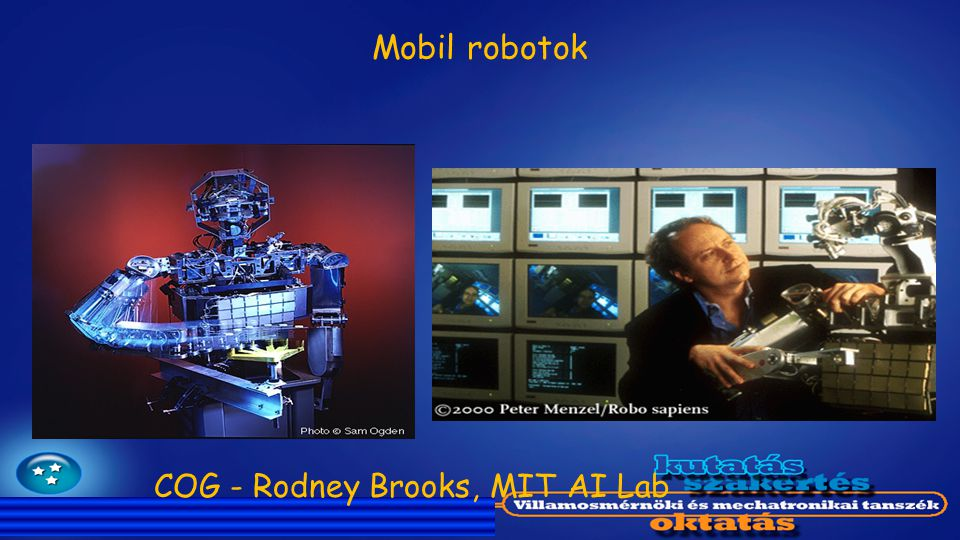 COG - Rodney Brooks, MIT AI Lab