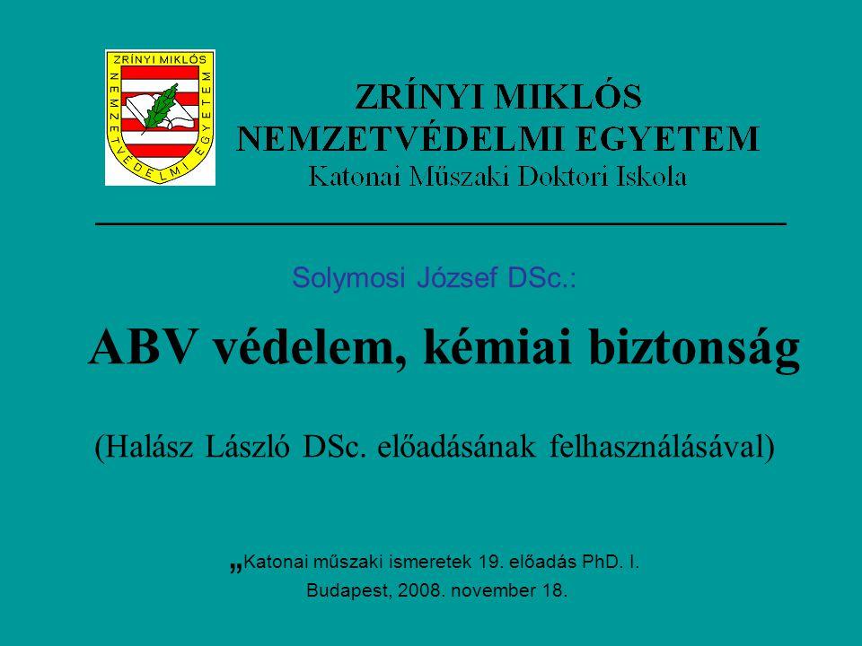 2014.07. 31.XXXIII. Sugárvédelmi Továbbképző Tanfolyam - Hajdúszoboszló, 2008.