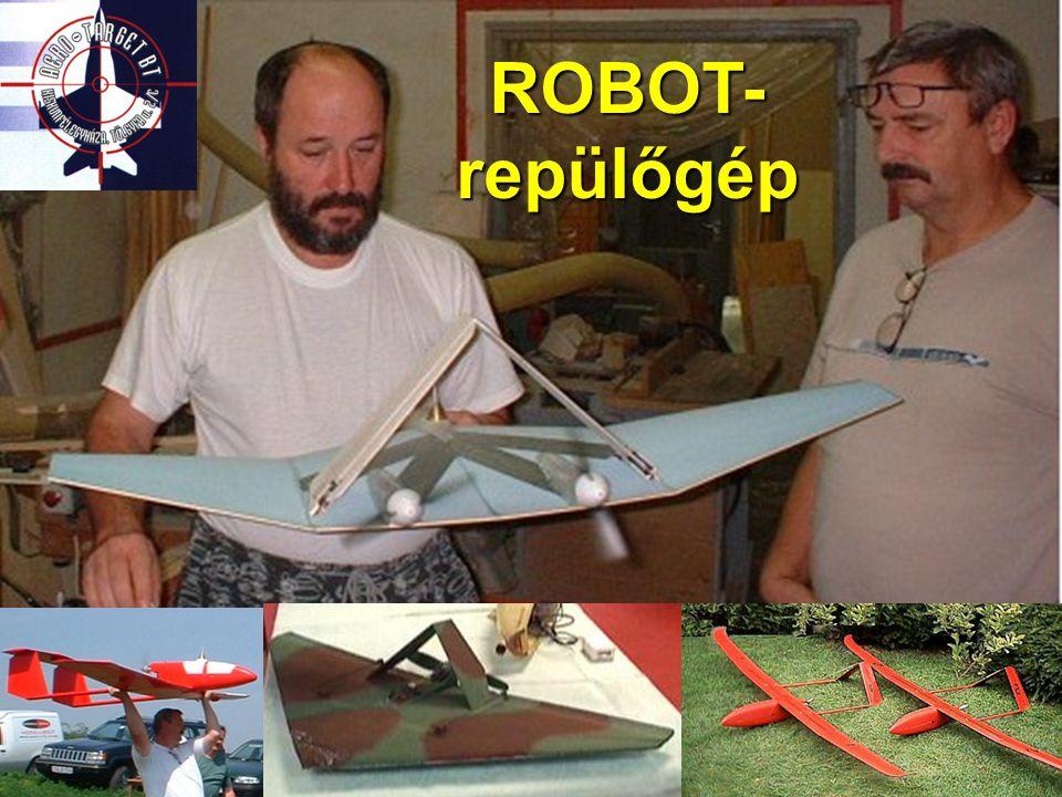 ROBOT- repülőgép