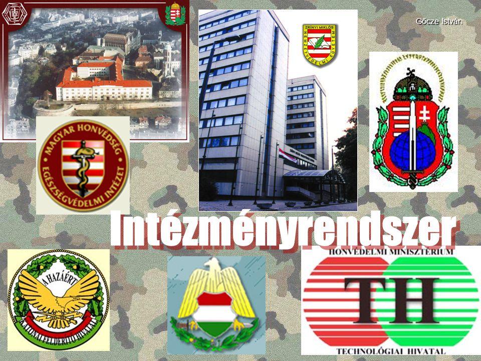 Intézményrendszer Gőcze István