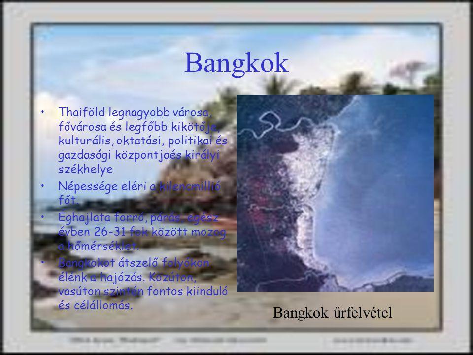 Thaiföld a legtöbb történelmi emlékkel rendelkező dél-ázsiai ország A thai emberek méltán híresek a vendégszeretetükről Thaiföld leginkább homokos str