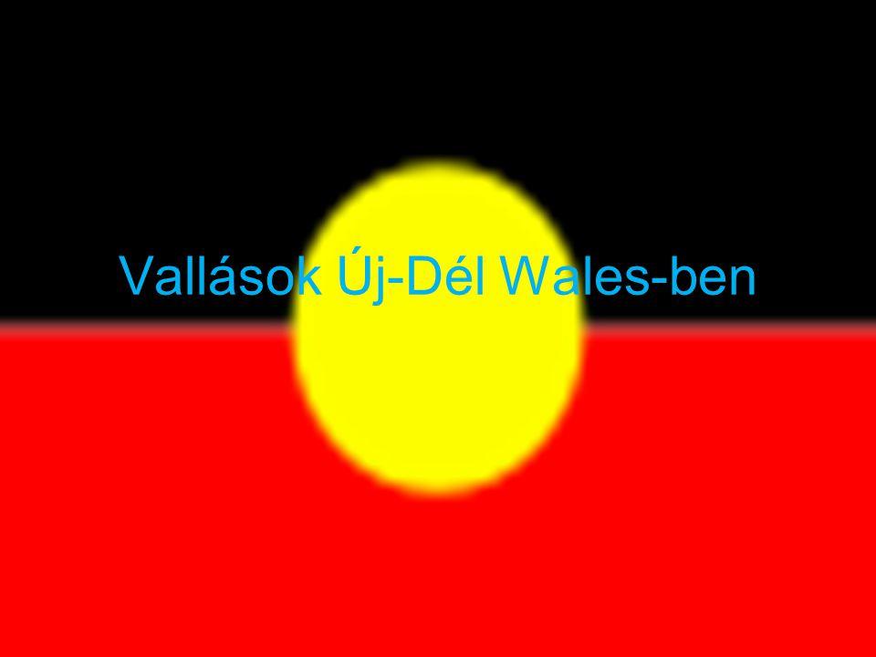 Vallások Új-Dél Wales-ben