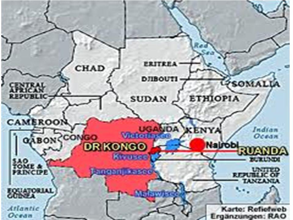 Ruandai népirtás 1994 április-július 800 ezer – egy millió halott Oka: etnikai konfliktus A hutu milíciák irtják a tuszikat Az ENSZ passzív