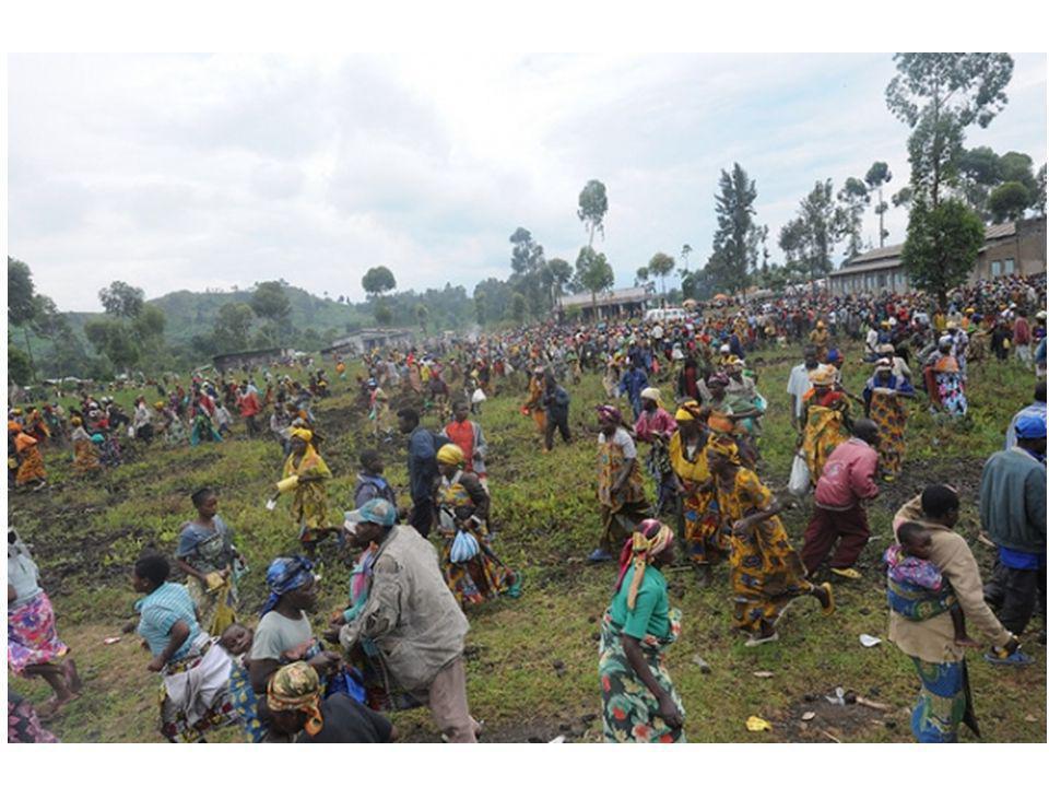 Napjainkban a harcok Kivu tartományban most is harcok Kongóban lázadások  mai mai lázadók Milíciákat az ENSZ leszerelte  Ituri vidéken Hutu-Tuszi ősi konfliktusok