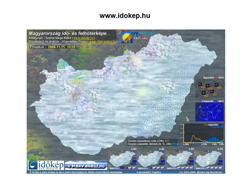 www.idokep.hu
