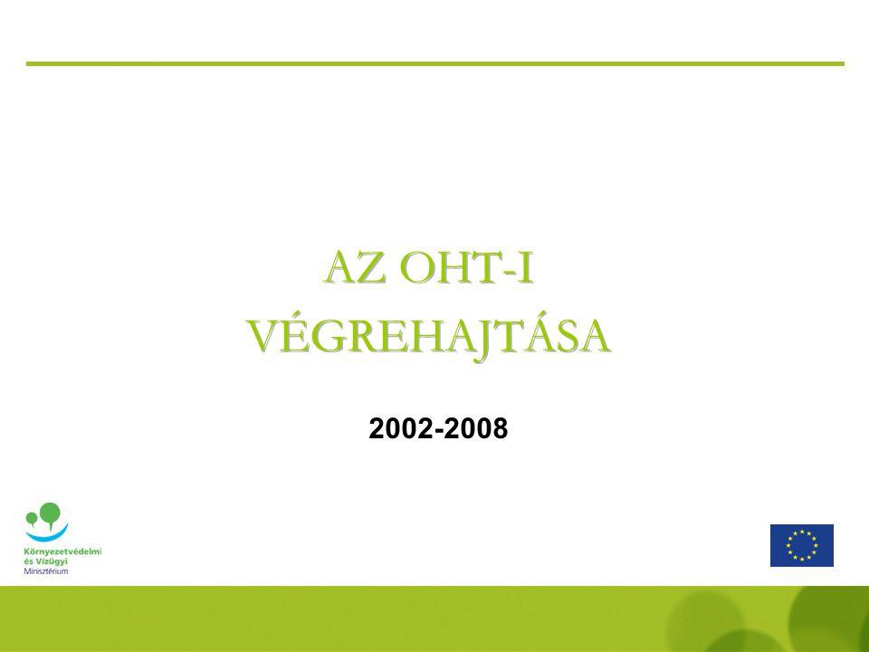 Megelőzési programok … Nemzeti és ágazati stratégia kidolgozása 2011 végéig –Prioritások, intézkedések, gazdaságpolitikai eszközök Ágazati megelőzési programok 2012 végéig –Ipar, energia szektor, bányászat, mezőgazdaság, kereskedelem, közlekedés: stratégia, majd program –Számszerűsített célkitűzések hulladékfajtákra lebontva –Gazdasági szabályozók, támogatások –Nyomon követés: indikátorok, beszámolók –Meg kell jelennie az ágazati szabályokban Egyedi megelőzési programok 2012 végéig –Tervezési segédlet kidolgozása –Az egyedi hulladékgazdálkodási tervek része –Oktatás, szemléletformálás –Ellenőrzés, szankciók Nemzeti megelőzési program 2013 végéig
