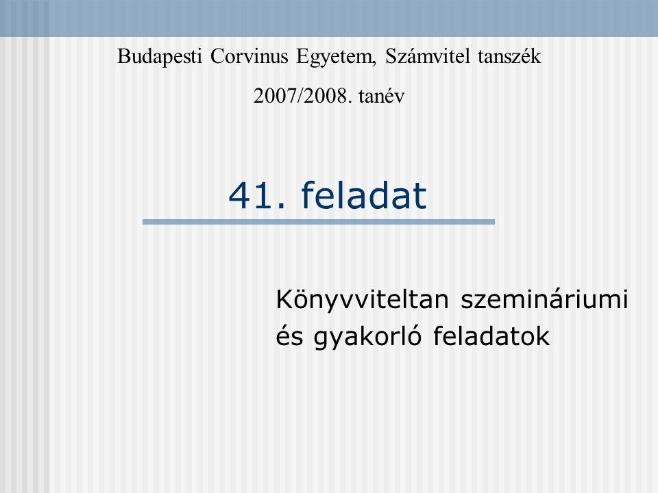 10c.társasági adó elszámolása 2b. 200 000 4. Adótartozás8.