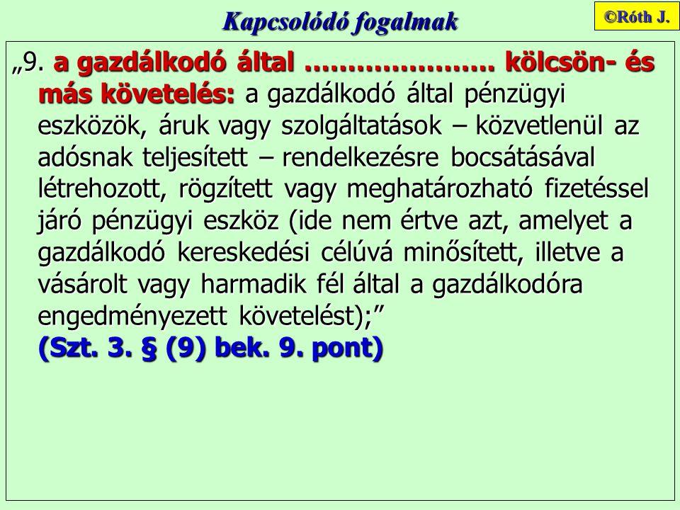 2000.évi C. törvény módosításai 2007.