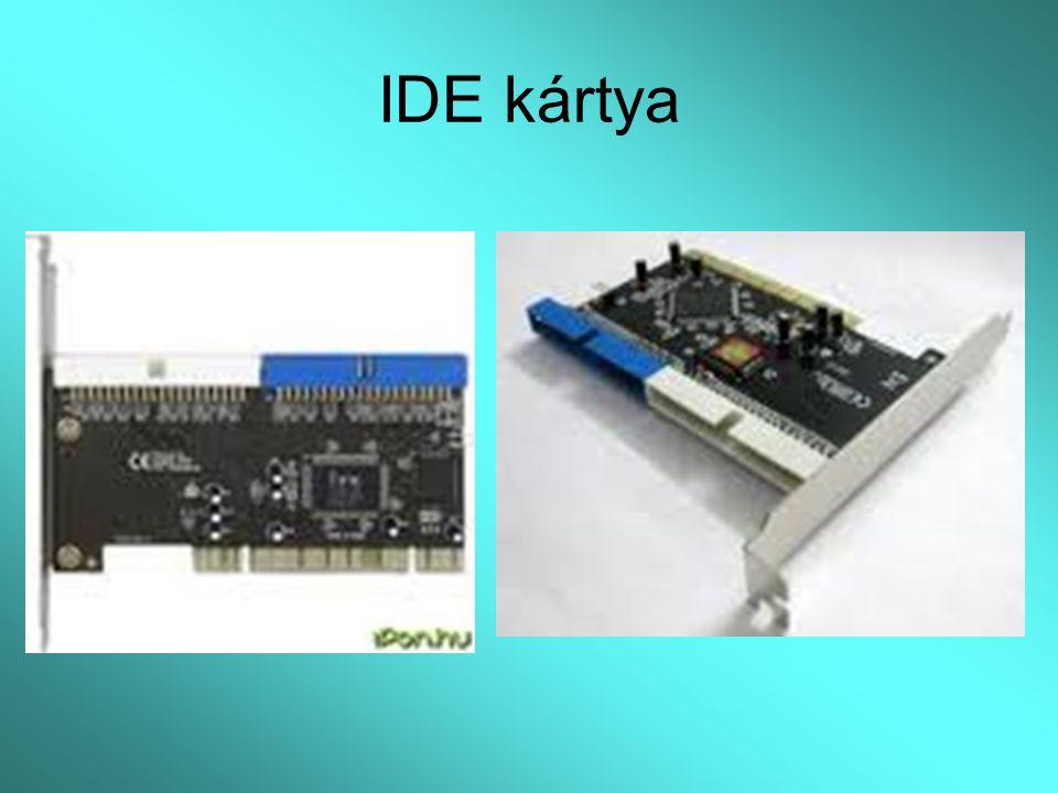 IDE kártya