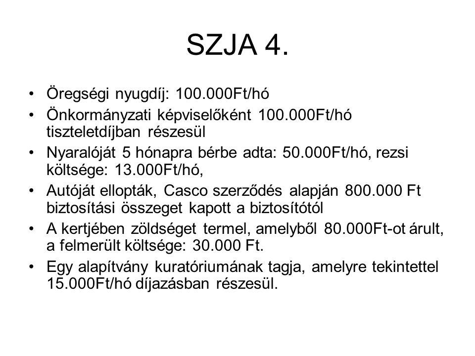 SZJA 4.