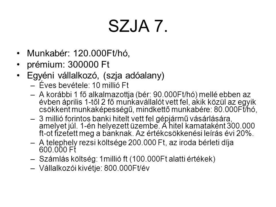 SZJA 7.