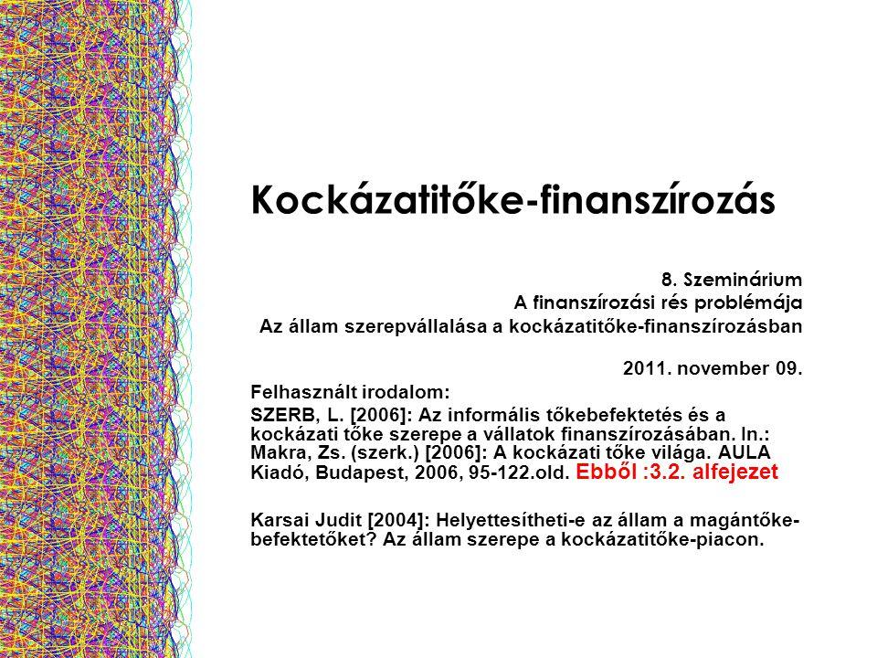 7/31/2014Free template from www.brainybetty.com 2 Mai órán Finanszírozási rés Az állami beavatkozás kérdése Következtetések, javaslatok