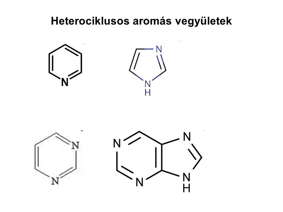 Heterociklusos aromás vegyületek