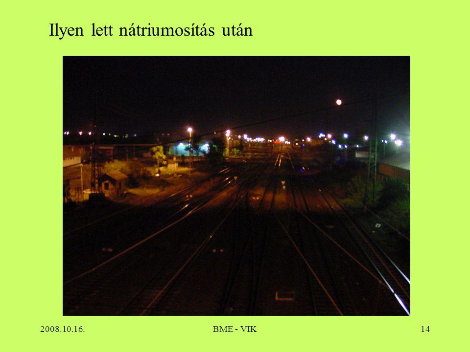 2008.10.16.BME - VIK14 Ilyen lett nátriumosítás után