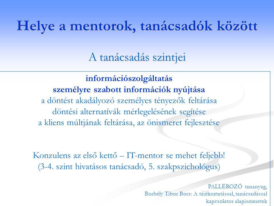 Köszönöm a figyelmet! pallokepzes@bmknet.hu; juhasz@bmknet.hu